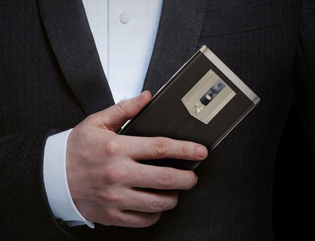 Gionee M2017 : le smartphone aux deux batteries