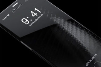 iPhone 8 Concept Sélection