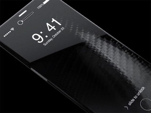 iPhone 8 Concept Sélection