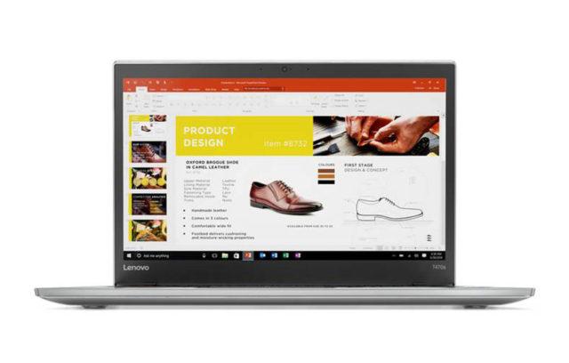 Lenovo ThinkPad T470/470S