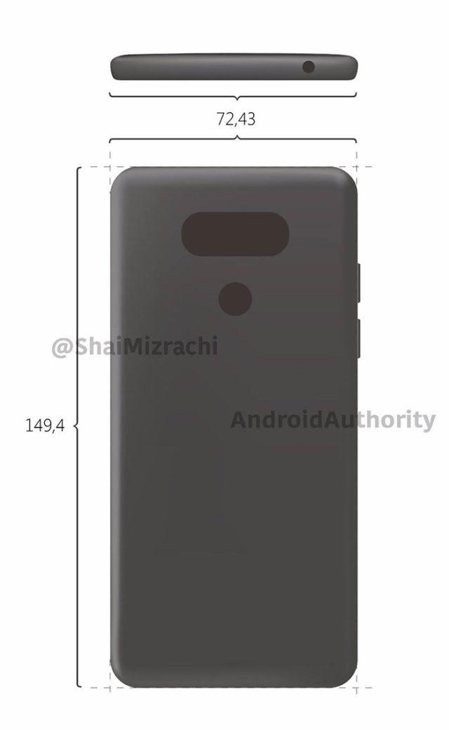LG G6 : leak 2