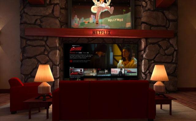 Netflix fait un premier pas dans la réalité virtuelle