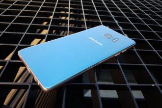 Galaxy Note 7 UK