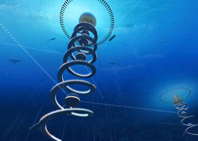Ocean Spiral : image 1