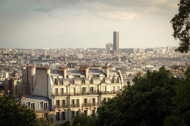 Particules Paris