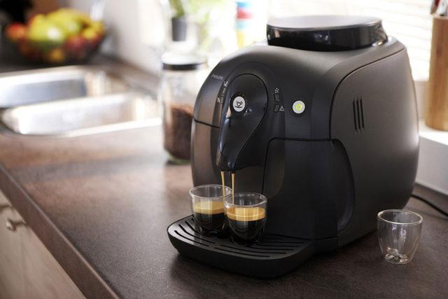 philips solde une de ses grosses machines espresso pour. Black Bedroom Furniture Sets. Home Design Ideas