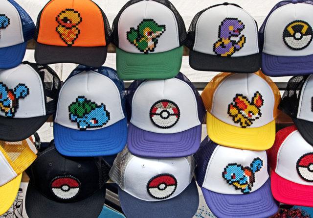 Chiffres Pokémon Go
