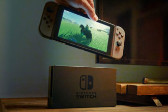 Présentation Nintendo Switch