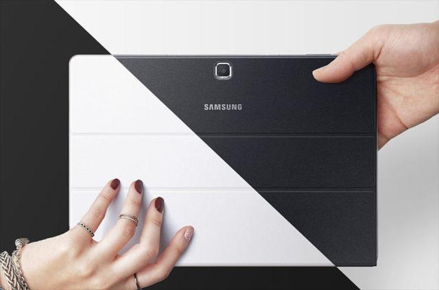 Promo Galaxy Tab Pro S
