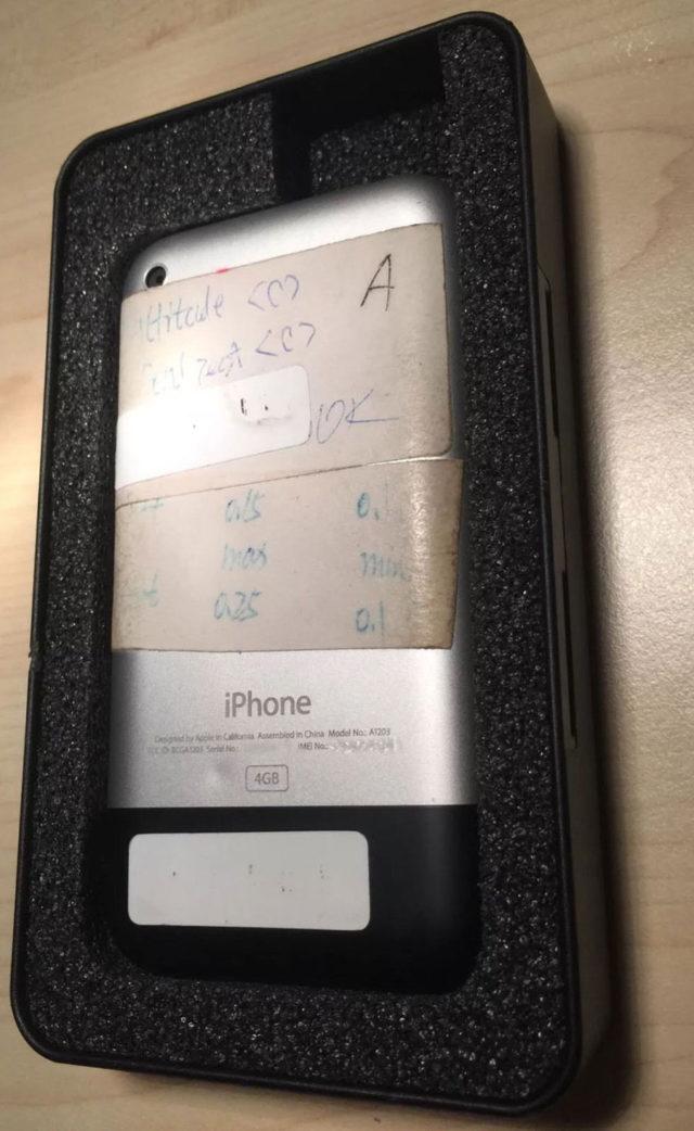 Proto iPhone : image 5
