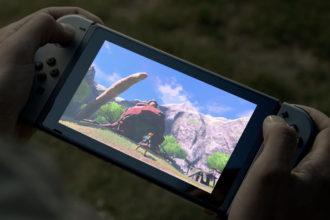 Puissance Nintendo Switch