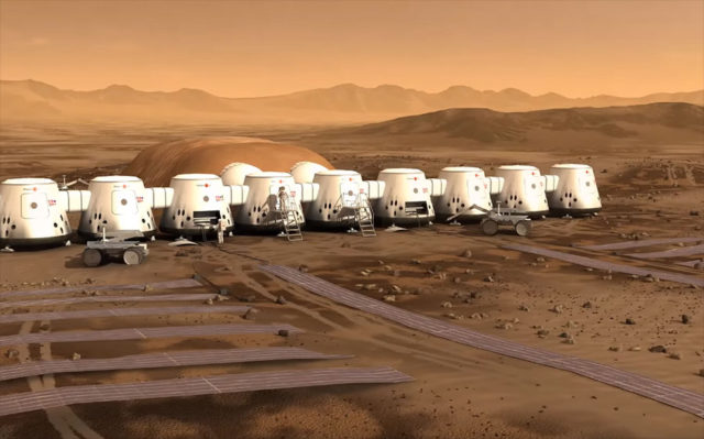 Mars One : la colonisation de Mars prend du retard