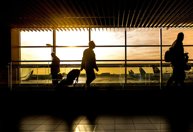 Sécurité billet avion