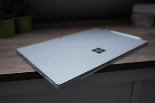 Lancement Surface Pro 5