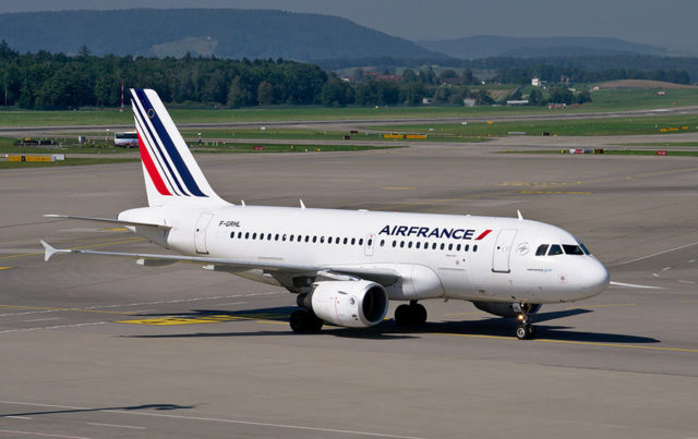 Surveillance Air France