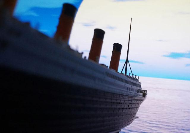 Copie Titanic