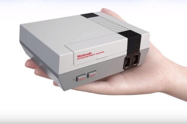 Vente NES Mini