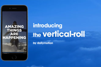 Vertical roll Dailymotion