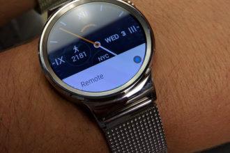 Promo Huawei Watch