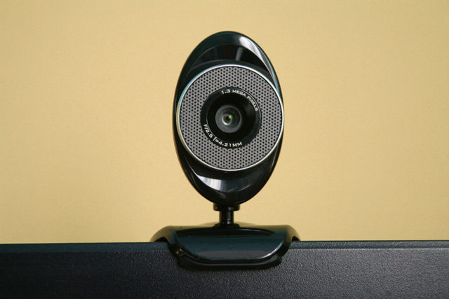 Piratage Webcam