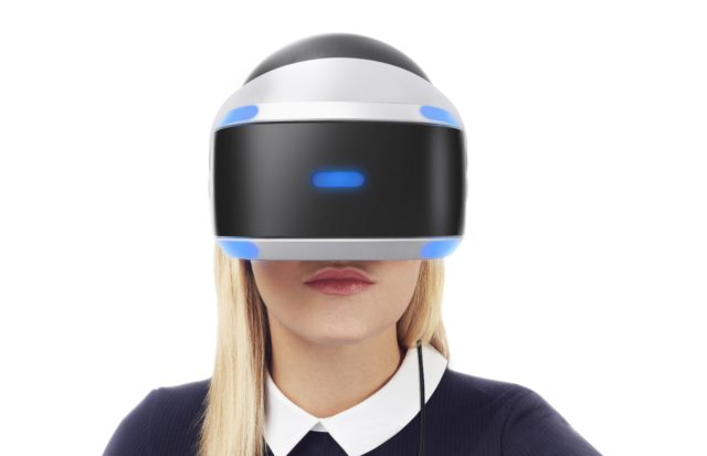 playstation vr une nouvelle version du casque de sony voqu e. Black Bedroom Furniture Sets. Home Design Ideas