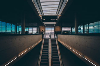 Biométrie aéroport