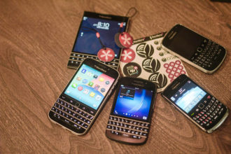 BlackBerry BBC100-1