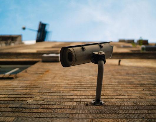 Caméra Mur : image 1