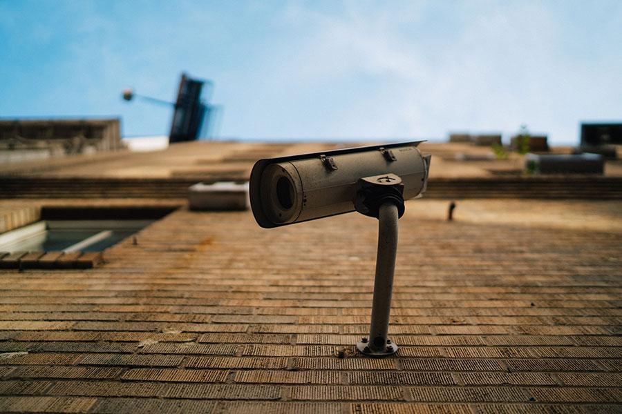 La Chine a inventé des caméras de surveillance capables de voir derrière les murs