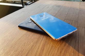 Chiffres Samsung