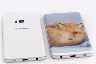 Concept Galaxy S8