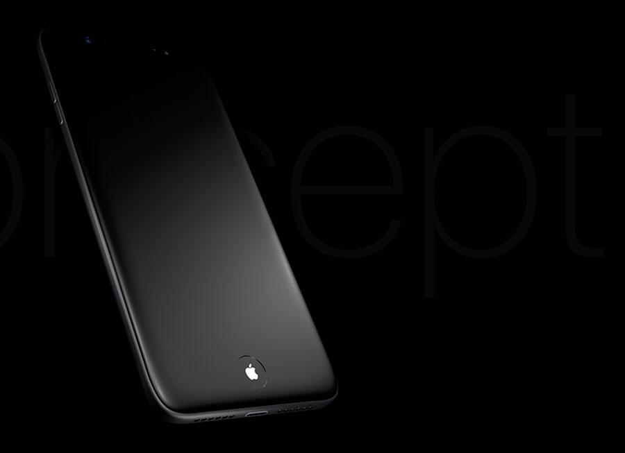 iPhone 8 : un concept très original, par Artem Katyshin