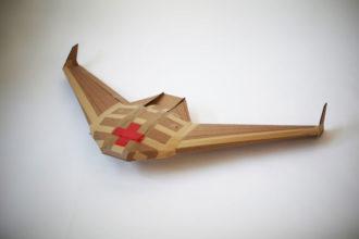Drone carton
