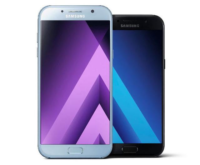 Samsung Galaxy A (2017) : image 1
