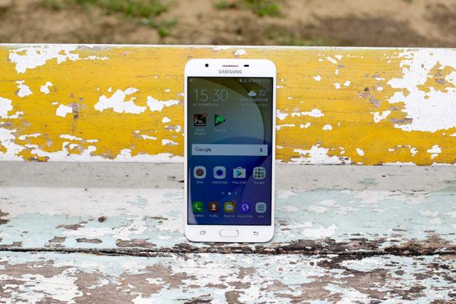 Lancement Galaxy S8