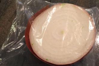 Half an Onion