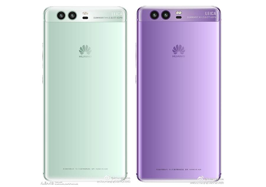Huawei P10 : un visuel et des prix en fuite