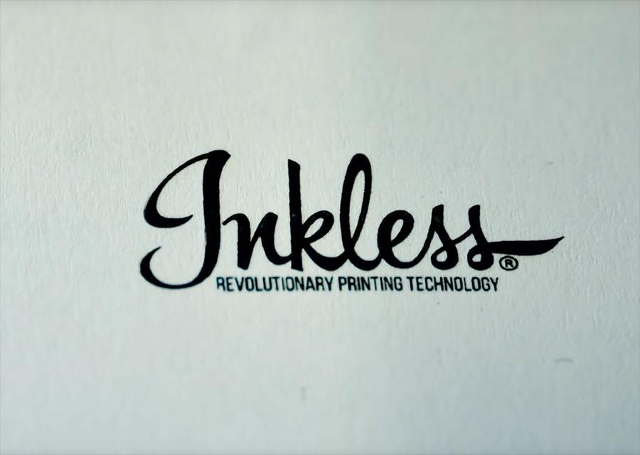 Ils ont inventé une imprimante fonctionnant sans encre