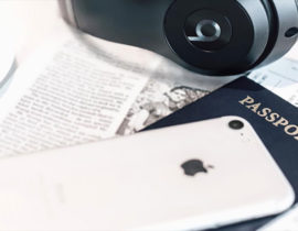 iPhone 7 blanc