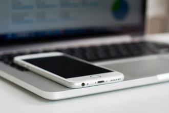 Cadre iPhone 8