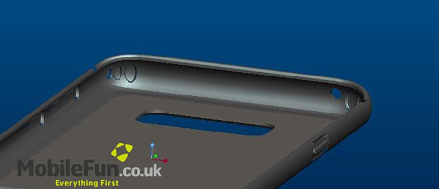 Rendu Galaxy S8 : image 4