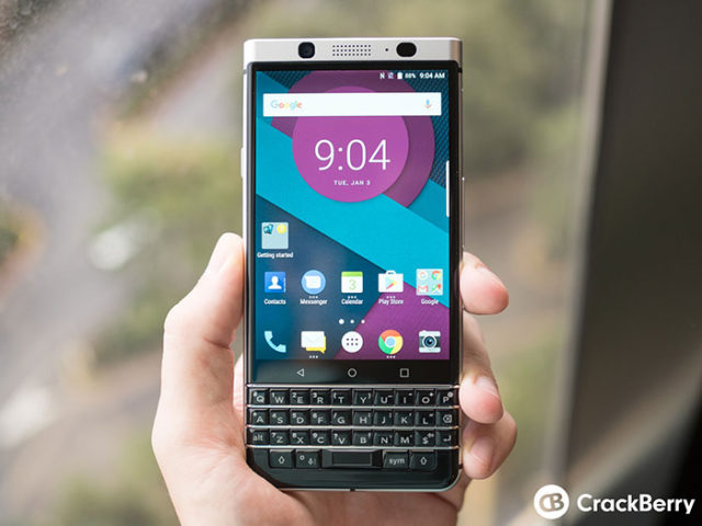 BlackBerry Mercury : image 1