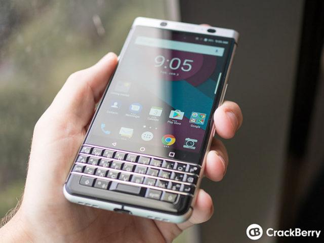 BlackBerry Mercury : image 2
