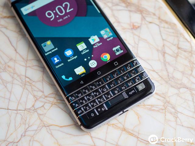 BlackBerry Mercury : image 3