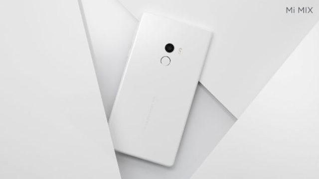 Xiaomi Mi Mix : image 2