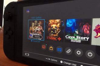 Nintendo Switch Interface : image 1