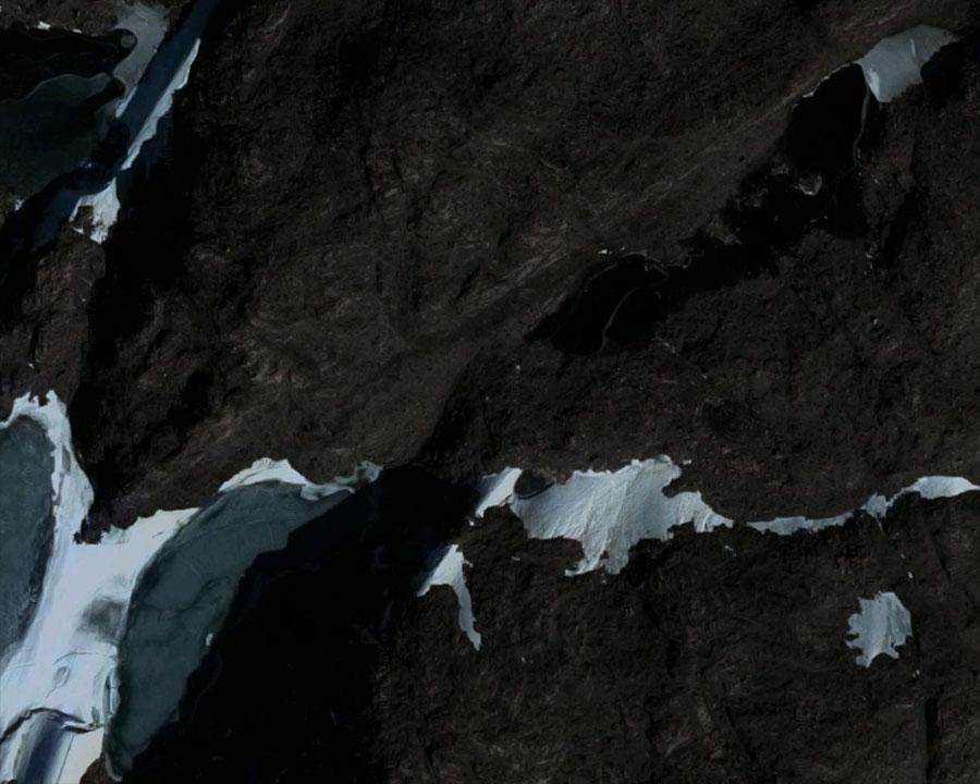 Ils ont trouv une soucoupe volante sur google earth - Soucoupe volante bonbon ...