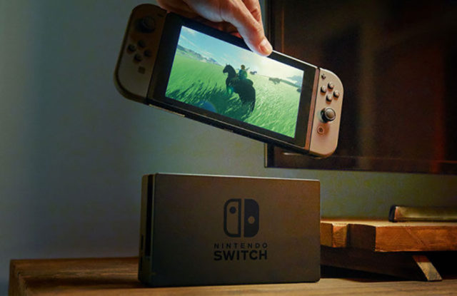 Prix Nintendo Switch