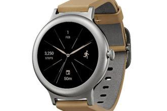 Rendu LG Watch Style