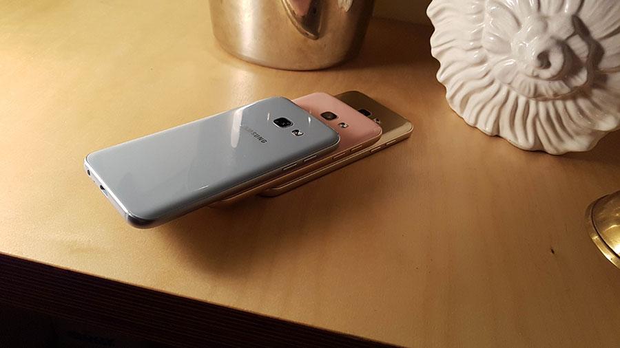 Samsung Galaxy Ax 2017 : image 14